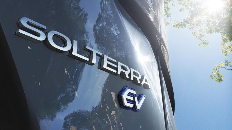 Subaru define el nombre para su próximo eléctrico: Solterra
