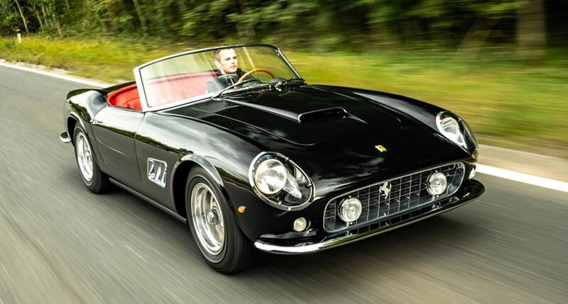 Un Ferrari de un millón de dólares, esto podría interesarte