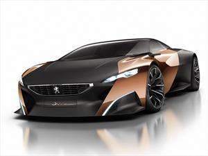 Peugeot Onyx Concept debuta en París 2012
