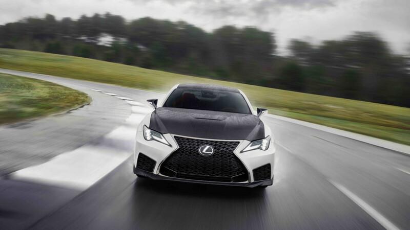 El homenaje de Lexus al Fuji Speedway