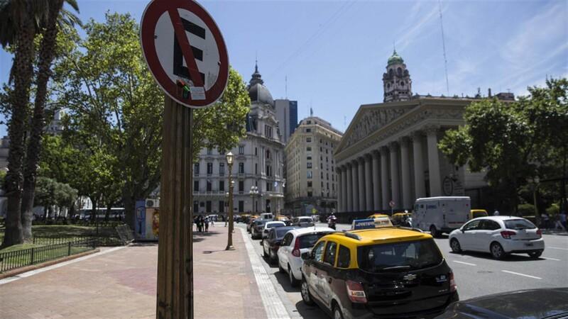 Se libera el estacionamiento en la Ciudad de Buenos Aires por las nuevas restricciones del COVID