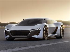 Audi PB18 e-tron es el concepto que predice un súper auto eléctrico