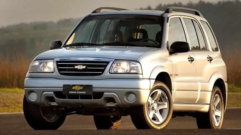 Chevrolet Tracker la historia de una muy querida SUV que nunca tuvo que cambiarse el nombre a Trax