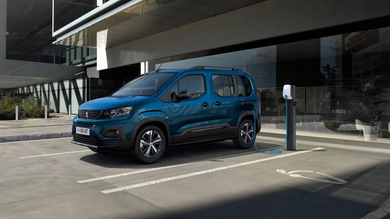Peugeot e-Rifter: versatilidad sin emisiones