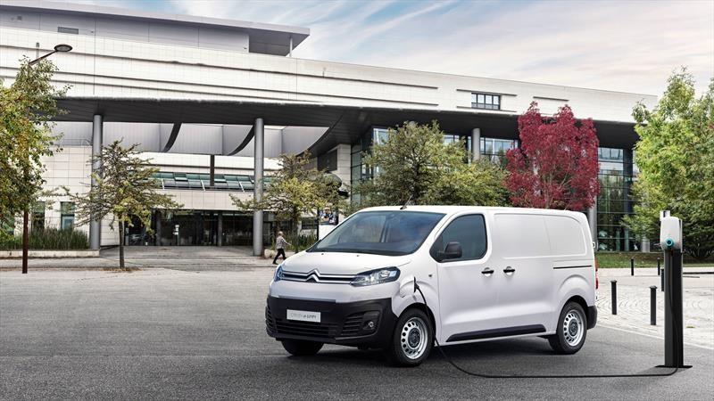 Citroën ë-Jumpy, es la variante con motor eléctrico de la van francesa