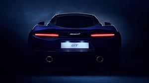 McLaren GT, adelanto de lo que se viene