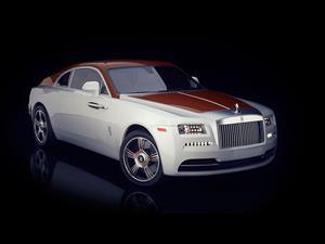 Rolls Royce Wraith Regatta debuta