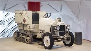 Un Citroën eléctrico cruzará el Sahara, cómo lo hizo un auto de la marca en 1922