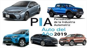 Estos son los Autos del Año 2019 según PIA