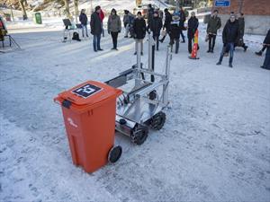 Video: Volvo ROAR, un robot recolector de basura