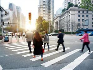 Aumenta el número de muertes de peatones por atropello en Estados Unidos
