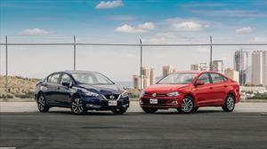 Nissan Versa vs Volkswagen Virtus ¿cuál es mejor?