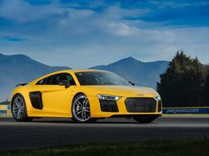 Audi R8 V10 Plus 2017 a prueba