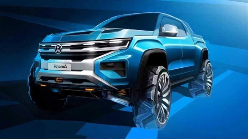 VW Amarok 2022 no se producirá en Argentina