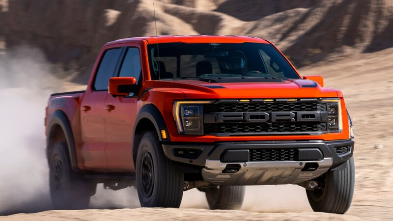Ford Raptor 2021 debuta