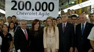 GM Argentina recibirá un aporte de capital de u$s 150 millones