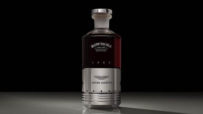 Black Bowmore DB5 1964, el whisky de Aston Martin