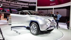 Nissan TeRRA Concept se devela en Paris 2012