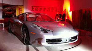 Ferrari 458 Spider llega a México