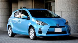 Toyota Prius C: Fotografías en vivo exclusivas