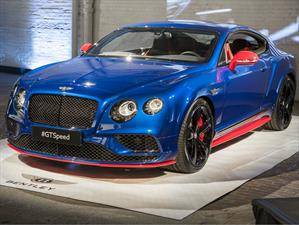 "Bentley GT Speed 2017, ""juguete"" de $240 mil dólares"