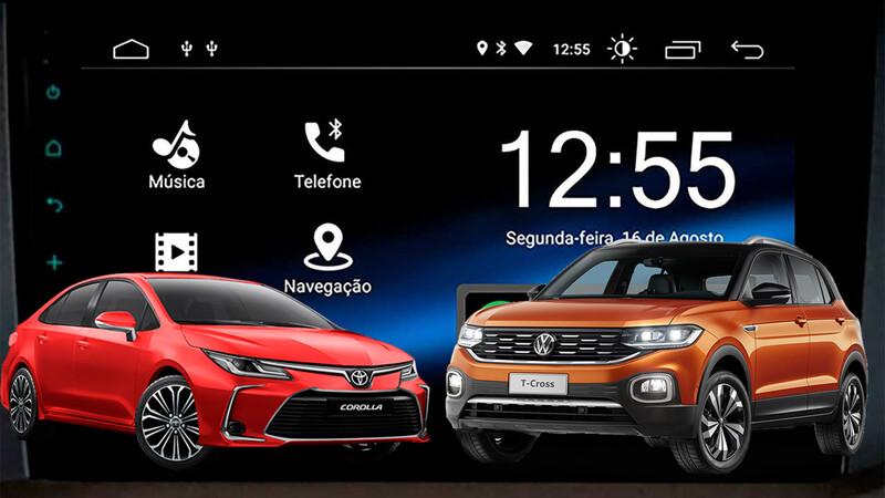 Toyota y Volkswagen forman alianza multimedia sin querer