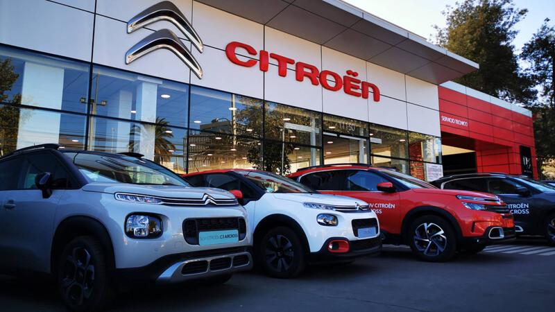Citroën Chile entra al negocio del financiamiento automotriz