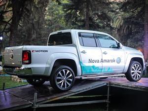 Volkswagen Amarok 2017 se renueva en Chile desde $17.190.000