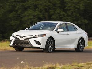 10 cosas que debes saber del Toyota Camry 2018