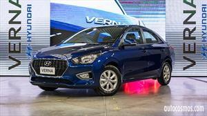 Hyundai Verna 2020, con la mira en el Chevrolet Sail