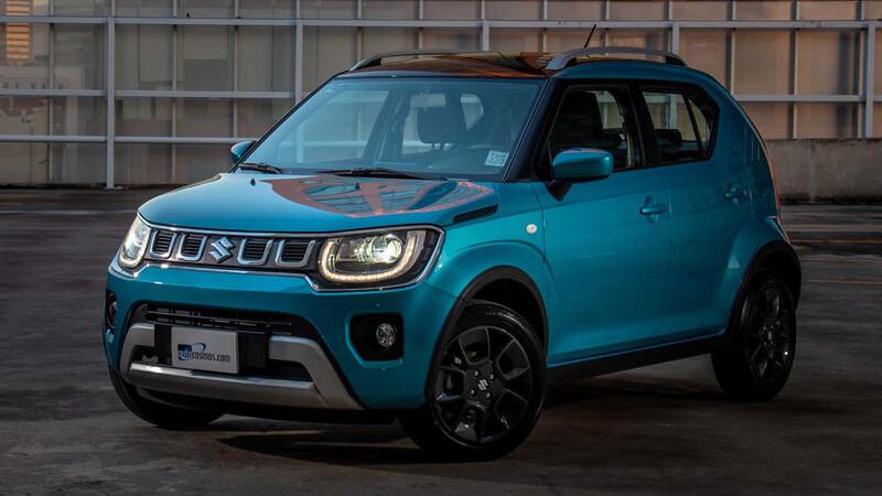 Manejamos el Suzuki Ignis 2021