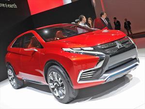 Mitsubishi Concept  XR-PHEV II se presenta
