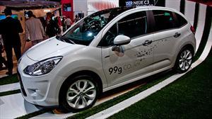 Expocarreras INACAP 2011: Estreno del Citroën C3 HDI