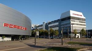 Oficinas de Porsche en Alemania son investigadas por corrupción