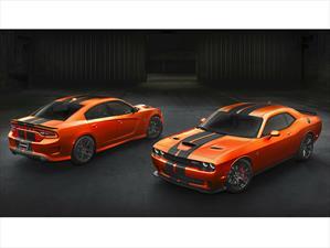 Vuelve el color Go Mango para el Charger y Challenger SRT