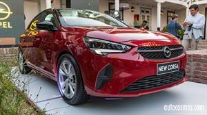 Opel Corsa 2020 se deja ver en Chile antes de su lanzamiento oficial