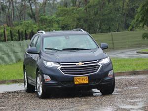 Chevrolet Equinox, un SUV eficiente en consumo de combustible