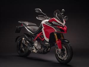 Ducati lanza edición especial de la Multistrada 1260 como tributo a Pikes Peak