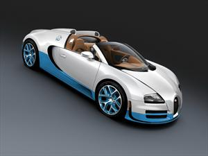 Bugatti Veyron 16.4 Grand Sport Vitesse en Pebble Beach