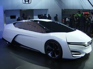 Honda presenta el FCEV Concept