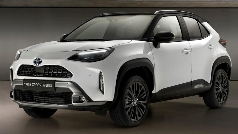 Toyota Yaris Cross Adventure: nuevo SUV híbrido para explorar fuera del asfalto