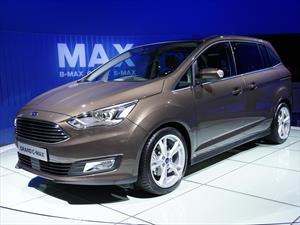 El Ford C-Max se renueva en París
