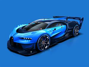 Bugatti Vision Gran Turismo debuta