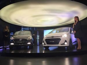 Hyundai actualiza la familia del compacto Grand i10