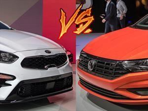 KIA Forte 2019 vs Volkswagen Jetta 2019