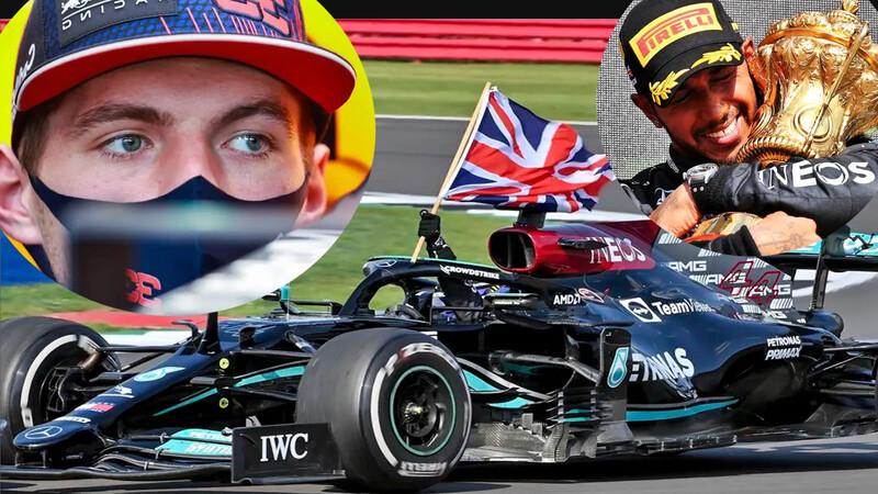F1 Fuerte revés para Verstappen en su pelea con Hamilton y Mercedes