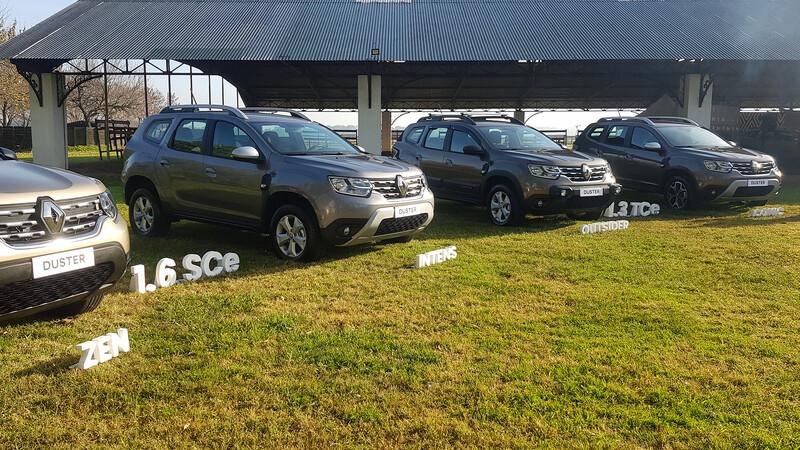 Renault Duster 2021 precios, gama, equipamientos en Argentina