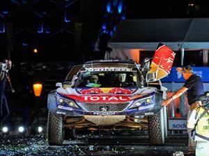 Dakar 2018: El final con Peugeot en la gloria