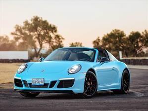 Test Drive: Porsche 911 Targa 4 GTS