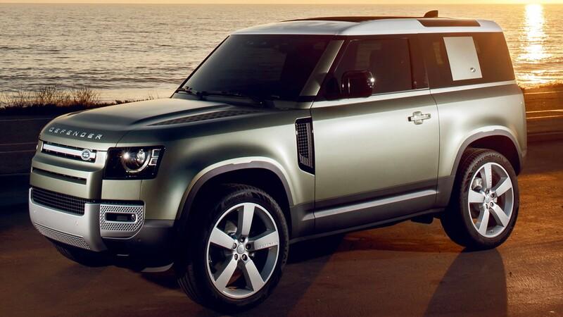 Land Rover Defender 90 2021 llega a México, la versión dos puertas del todoterreno más sofisticado